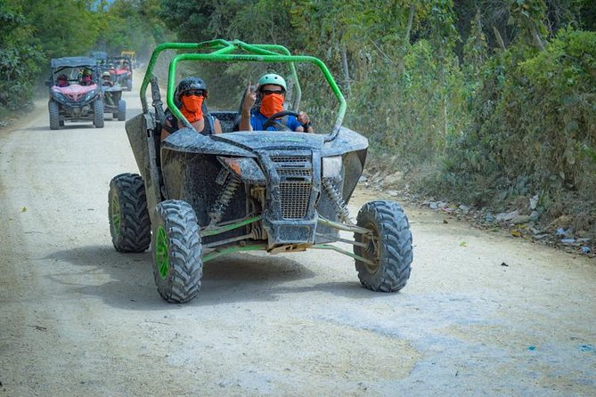 Boogies & Polaris - Extreme Adventure in Punta Cana