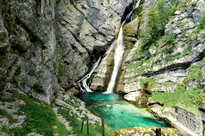 Visitng Lake Bled, Lake Bohinj and Waterfall Savica photo 4