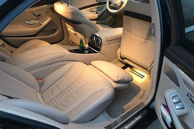 Mercedes S500 limousine Krakow