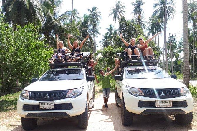 Koh Samui Jungle Safari Tour