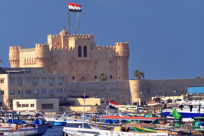 3 Days Cairo and Alexandria Tour Package