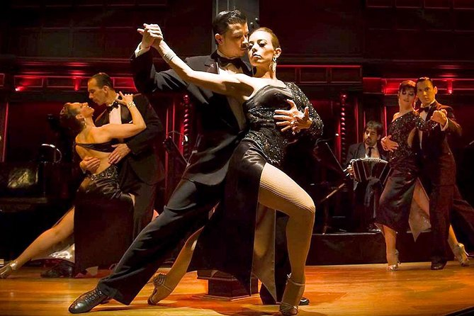 Skip the Line: Tango Show Ticket at El Querandi Tango with Optional Dinner