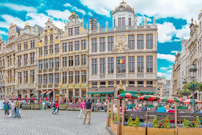 Cultural Antwerp & Capital Brussels: Day Trip from Amsterdam