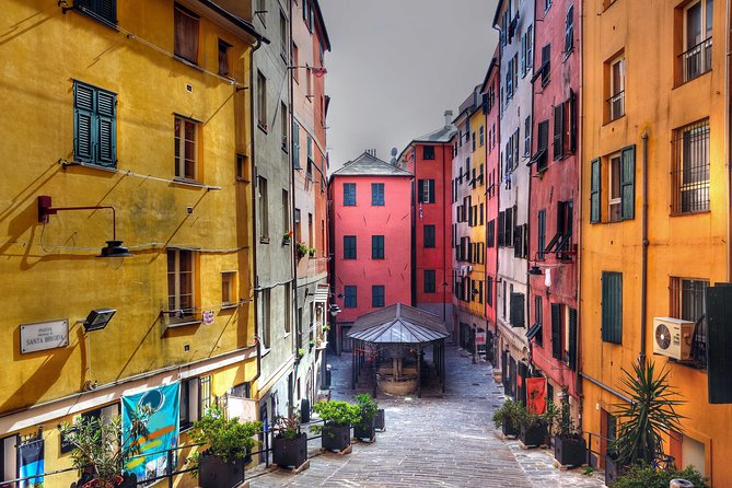 Genova Shore Excursion : Monterosso and Portofino Private tour