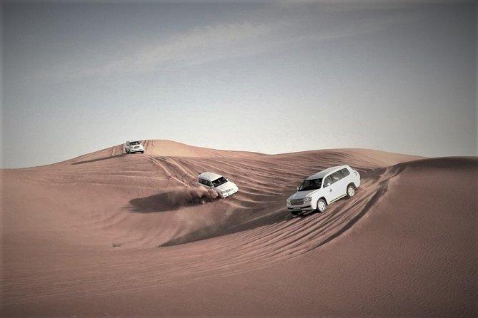 Budget Desert Safari Experience