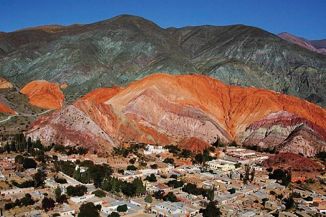 Quebrada de Humahuaca with Hornocal