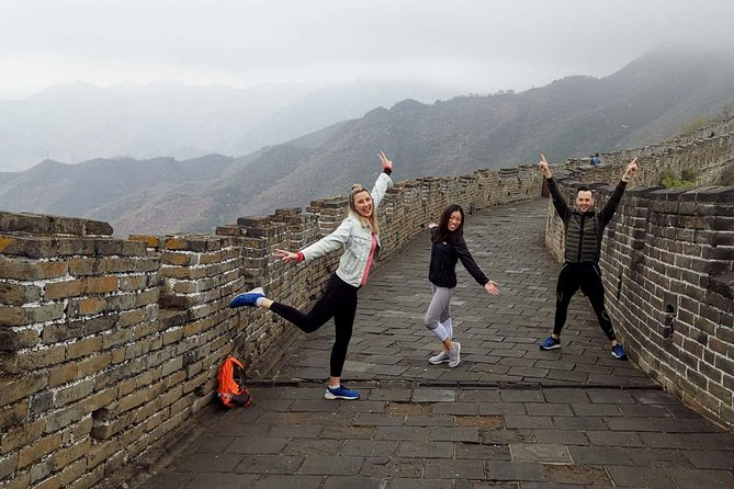 Half Day Mutianyu Wall Private Tour with Cable Car and Toboggan Down