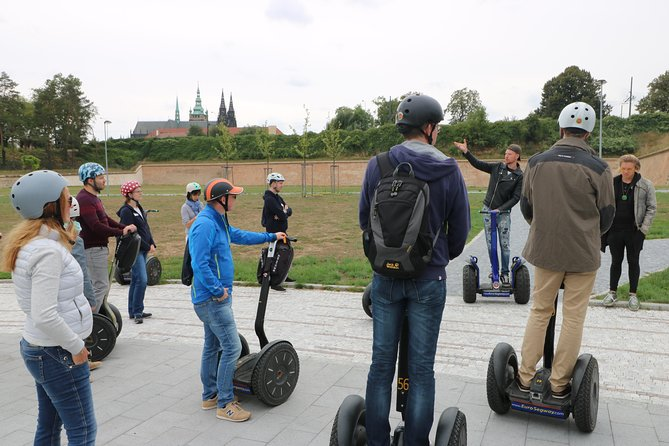 Mini Group 1.5 Hour SEGWAY Tour photo 2