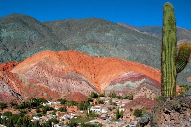 Quebrada de Humahuaca (Purmamarca, Humahuaca, Tilcara) - From Jujuy