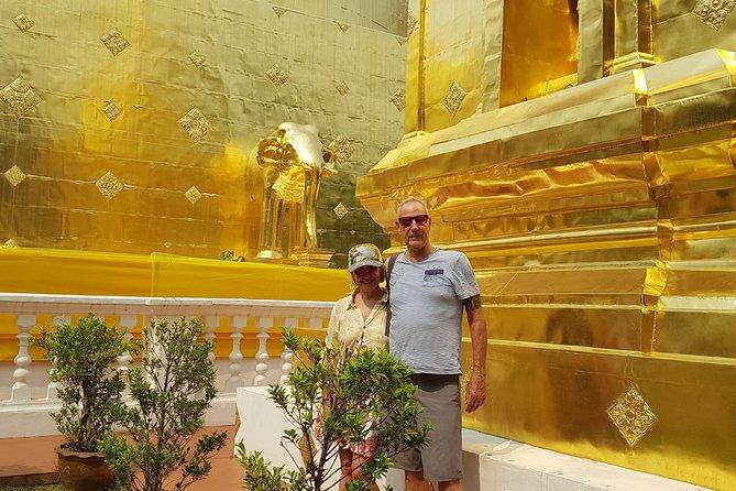 Doi Suthep temple and Trekking