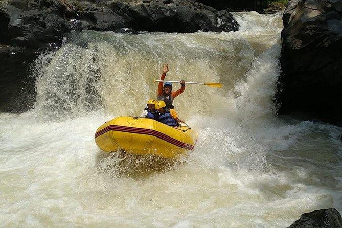 Rafting lombok adventure