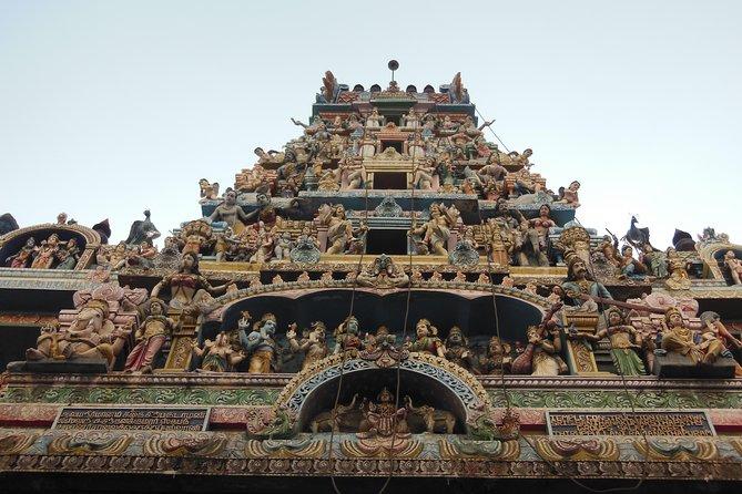 Walk around Colombo