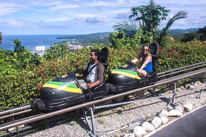 Mystic Mountain Tour from Montego Bay Hotels