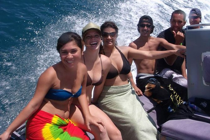 Kauai's Ultimate South Island Zodiac Boat Snorkel Adventure photo 4