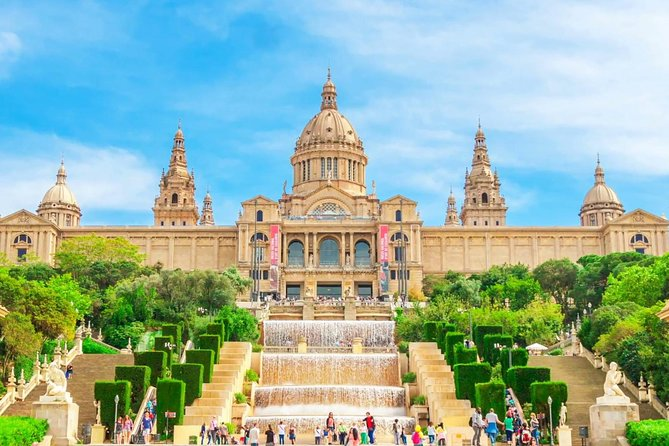 Barcelona Half-Day Sightseeing Tour With Pickup - Private Tour For BCN Top 10 photo 8
