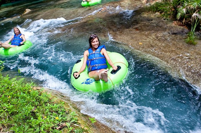 River Tubing Adventure on the Great River Tour from Montego Bay Hotels