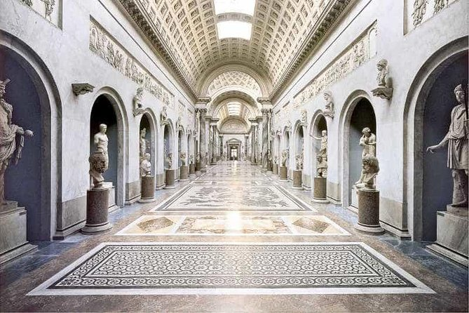 Vatican, Sistine Chapel Walking Tour