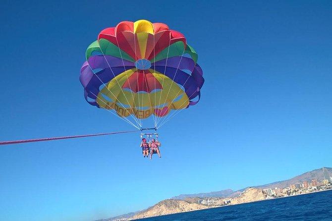 Parasailing Flight in Benidorm
