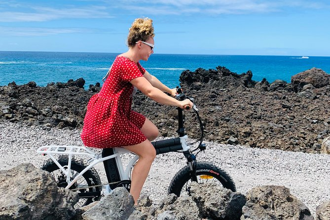 4 Hour E-Bike and Snorkel Tour with Lunch