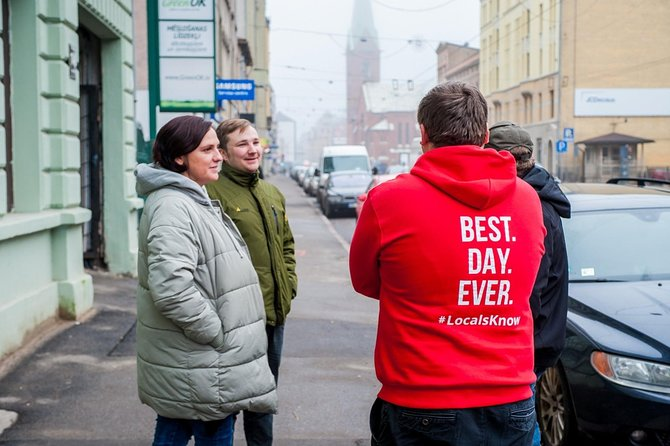 Riga Discovery Tour Small-Group Walking Tour