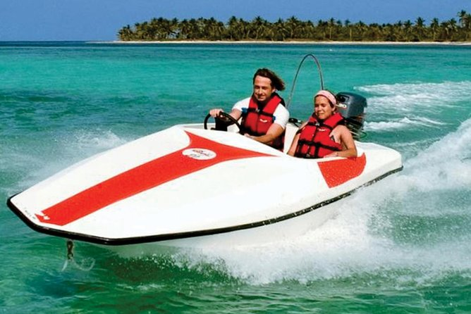 Speed Boat in Punta Cana