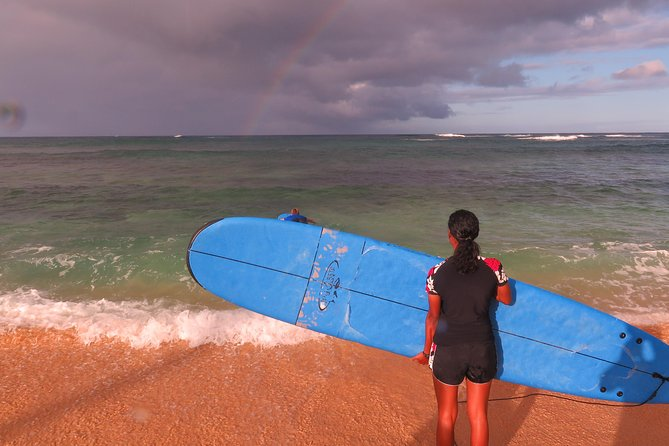 Kauai's Ultimate Private Surf Lesson
