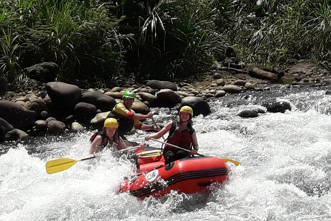 Overnight White Water Rafting Sarapiqui photo 3
