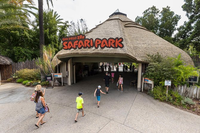 San Diego Zoo Safari Park Ticket