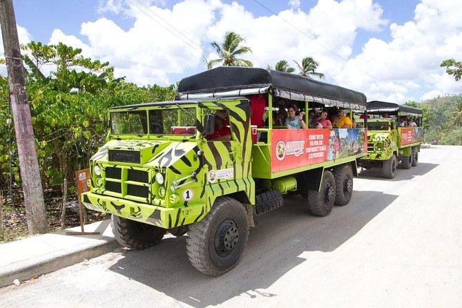Half Day Safari Tour of Punta Cana
