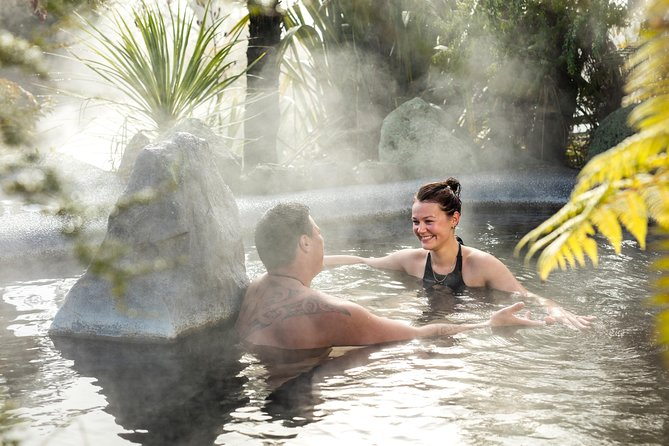 Waikite Valley Geothermal Bathing Experience