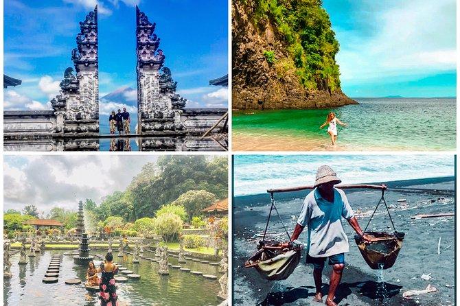 Bali Gate Of Heaven - Water Palace - Virgin Beach - Private Culture Tour