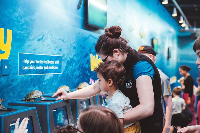 SEA LIFE Kelly Tarlton's General Admission
