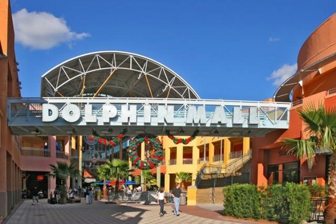 Dolphin Mall Shopping Day Tour