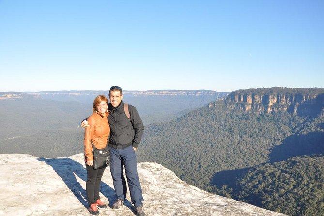 Blue Mountains Private Tours (Luxury VW or Mercedes Sprinter)