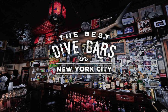 New York City Dive Bar Experience
