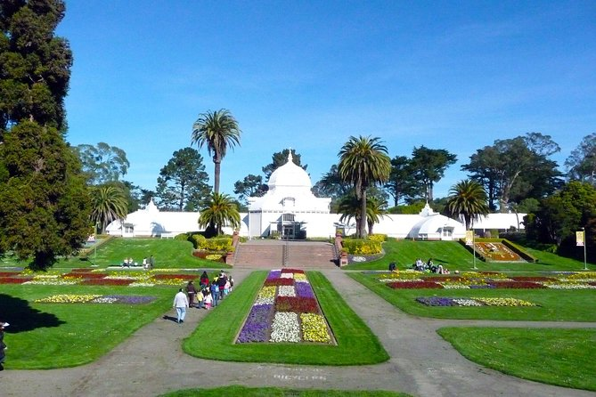 Golden Gate Park Guided Bike Tour