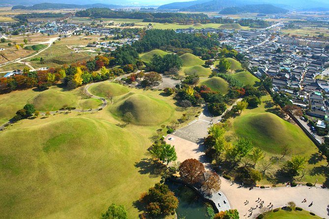 Gyeongju Small Group One Day Tour from Busan (Max. 5)