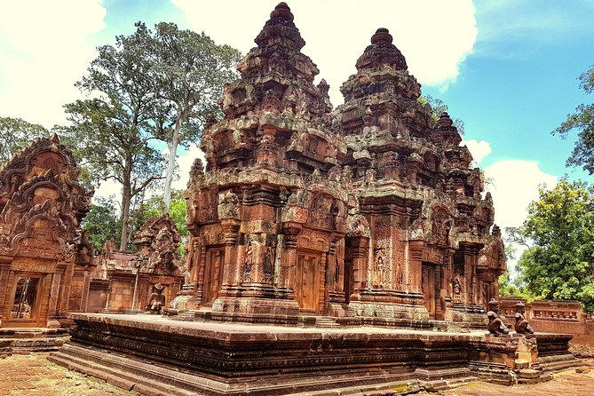 Private 1Day tour: Angkor wat sunrise of small tour and Banteay Srei temple. photo 3