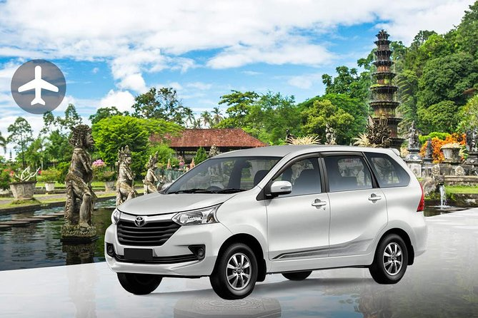 Airport Pickup or Transfer to Your Hotel in Ubud