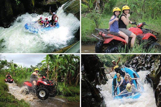 Melangit White Water Rafting and Bali ATV Ride Packages