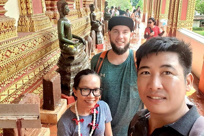 Laos Private Tour with Chansay!