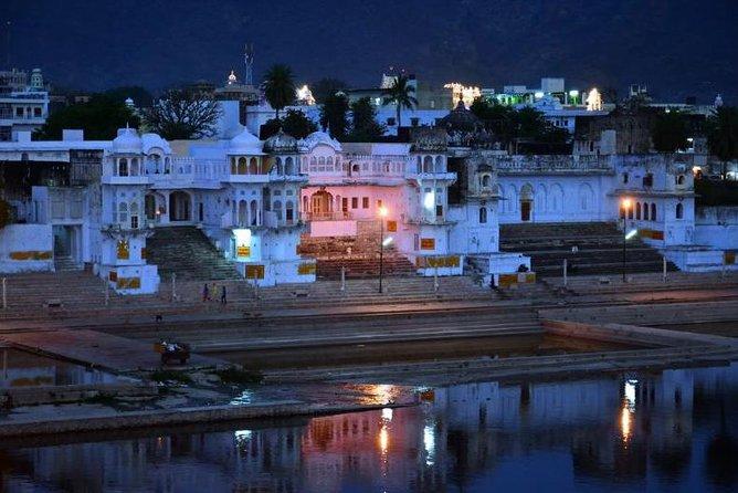 Ghat Walk Pushkar