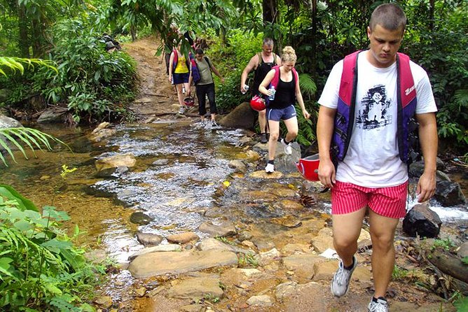 Day tour at Kitulgala Rain Forest Village & White Water Rafting