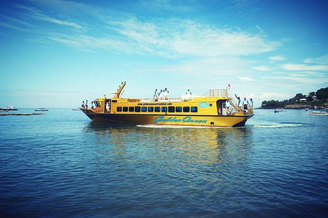 Fast Boat from Nusa Penida to Gili Trawangan