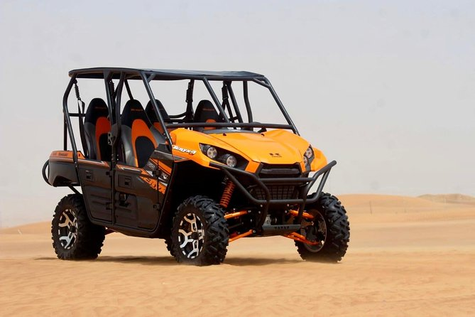 Morning Self Drive Desert Adventure Tour