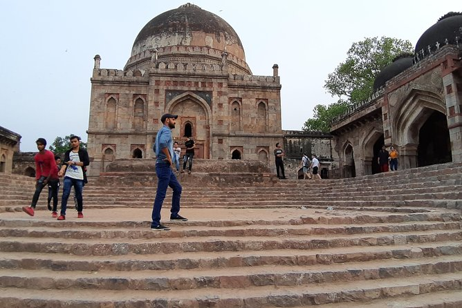 Golden triangle with Dholpur 4 night 5 days