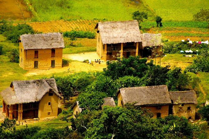 betsileo village
