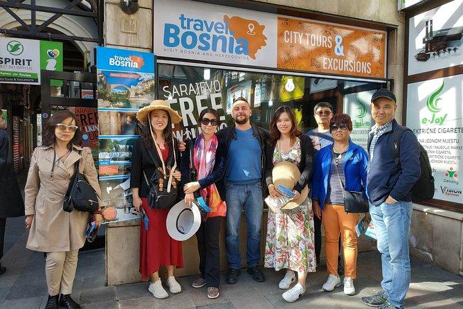 Sarajevo Full Walking Tour