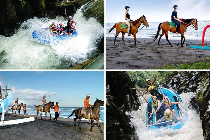Melangit White Water Rafting and Horse Riding Packages