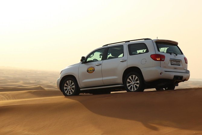 Afternoon Self Drive Desert Adventure Tour + VIP Dinner